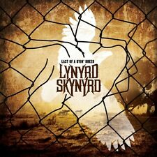 CD Lynyrd Skynyrd, Last of a Dyin' Breed-016861764425