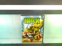 Hulk Vs. on DVD