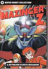 Fumetto SUPER ROBOT COLLECTION VOL.10 - MAZINGER Z - 8  DI 9 - IL BATTAGLIONE ..