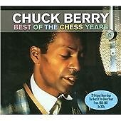 The Best Of The Chess Years Chuck Berry (3CD) [SAME DAY DISPATCH * NEW SEALED]