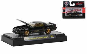 M2 Machines Detroit Muscle 1985 Chevrolet Camaro IROC-Z 32600-58 **Chase Car**