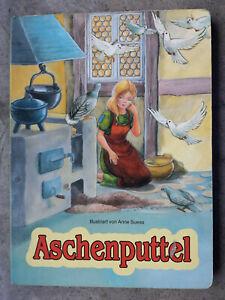 Aschenputtel   Pappbilderbuch   illustr. von Anne Suess