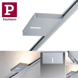 Paulmann URail Spot Uplight Case 16W Chrom matt 230V Metall