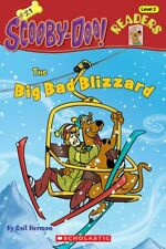 The Big Bad Blizzard (Scooby-Doo Reader, No. 21) by Gail Herman