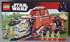 Lego Star Wars Trade Federation MTT (7662) 2007 - 100% complete & excellent cond