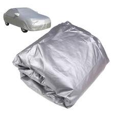 Car Full Cover Sun/Rain/Dust/Resistant Protector Gray Waterproof For Sedan XL