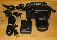 Olympus EVOLT E-300 8.0MP Digital SLR Camera Kit w/14-45mm Lens BUNDLE