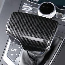 Per Audi A4 B9 A5 Q5 Q7 Accessori Fibra di Carbonio Cover Pomello Cambio Marcia
