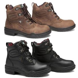 Mountain Horse Mountain Rider Classic Short Lace Riding and Yard Boots NEW