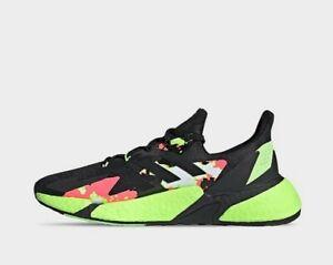 Men's adidas X9000L4 Running Shoes Core Black/Core Black FW8408 001 Size 13