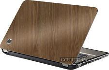 WOOD Vinyl Lid Skin Cover Decal fits HP Pavilion G6 1000 Laptop
