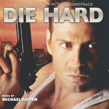 Die Hard - 2 x CD Complete Score - Limited 3000 - OOP - Michael Kamen