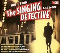 Music From The Singing Detective And More (2002) 48-track 3xCD set NEW/SEALED