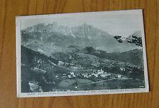 CARTOLINA VICENZA STARO STAZIONE CLIMATICA VIAGGIATA 1935 SUBALPINA YY