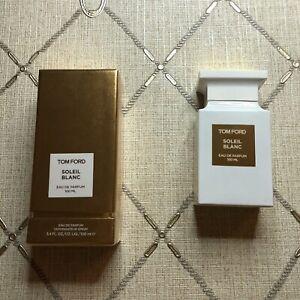 Tom Ford Soleil Blanc 3.4 Fl oz 100 Ml Unisex Eau de Parfum New with box Sealed
