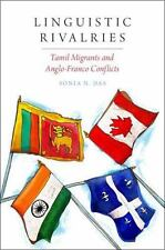 LINGUISTIC RIVALRIES - DAS, SONIA N. - NEW HARDCOVER BOOK