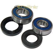 Front Wheel Ball Bearing and Seals Kit Fits KAWASAKI Bayou 300 KLF300 2X4 93