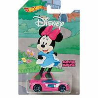 Hot Wheels 2019 Disney 90th Anniversary Edition (Minnie Mouse ( Quick N' Sik )
