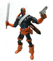 "DC Comics Universe Classic Comic DEATHSTROKE Detailed 6"" action figure toy BEST!"