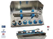 Implante Dental UNIVERSAL Mini Driver's Kit/controladores de implante dental Kit 1pd