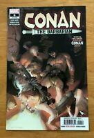 Conan The Barbarian 6 2019  Esad Ribic Main Cover 1st Print Marvel Comics NM