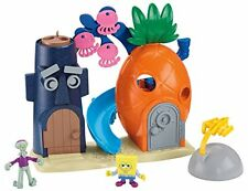 Fisher Price Imaginext Nickelodeon SpongeBob SquarePants Bikini Bottom Playset