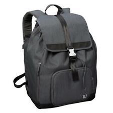 Wilson Women's Fold Over Backpack Racquet Bag (Grey)