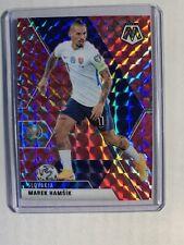 2020-21 Mosaic UEFA Euro Soccer Marek Hamsik Pink Camo Prizm Refractor #92