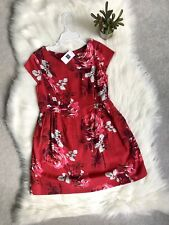 New Gap Girls Floral Dress, Size 6-7