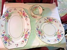 Vintage Heinrich Strasbourg Dishes Made For John Wanamaker Bavaria Germany