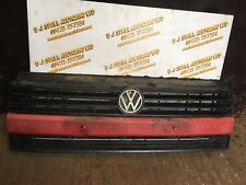 VW Transporter T4 Red Front Grill