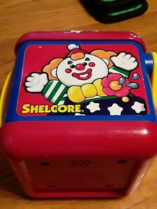 Shelcore Jack In The Box Music Box for Infants