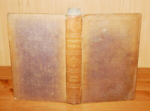 1848 Wolff NARRATIVE OF MISSION TO BOKHARA 1843-5 INSCRIBED/SIGNED COPY 5th Edn