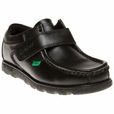 Kickers Leather Upper Loafers Shoes for Boys