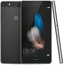 New Huawei Ascend P8 Lite Black 2017 16GB Octa Core 2GB RAM Unlocked Smartphone