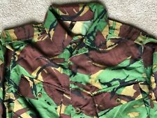"British Army Combat Jacket Tropical Camouflage Camo SAS UK 170/96 42"" Chest Zip"