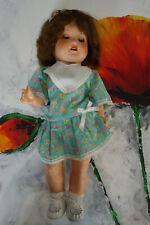 *1912-16* Sonneberger Celluloid Puppe Nr. 2966 um 1940 ca. 49 cm