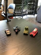 Transformers Vintage Micromicromasters Assorted Lot of 4
