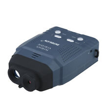 Mini Digital Infrared Night Vision Monocular Binoculars Surveillance+4GB SD Card