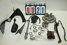 99 Honda CBR600F4 CBR 600 F4 Front Fairing Hub Kickstand Rear Caliper Hardware