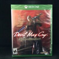 Devil May Cry HD Collection (Microsoft Xbox One, 2018) BRAND NEW / Region Free