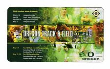 >2006 Oregon Ducks Track & Field MAGNET-SCHEDULE: Prefontaine/Phil Knight/Chapa+