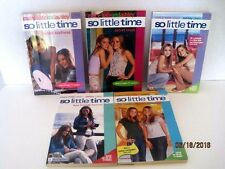 Mary-Kate & Ashley, So Little Time, Lot of 5 Books