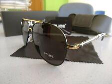Gafas de sol Police aviador polarizadas DORADO/NEGRO