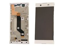 Sony Xperia XA1 Ultra Lcd Screen Display Digitizer Touch Original Genuine White