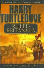 Ruled Britannia by Turtledove, Harry Book The Cheap Fast Free Post