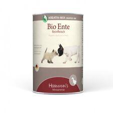 Herrmanns Reinfleisch Bio-Ente   12x400g Hundefutter