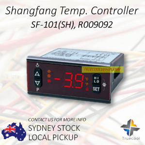 SF-101(SH) SHANGFANG Temperature Controller -45 to 120°C; Brand New