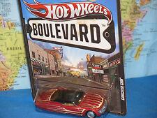 Hot Wheels Boulevard Gangster Grin Show Rods *Brand New & Vhtf*