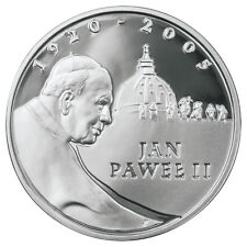 Poland / Polen - 10zl Pope John Paul II